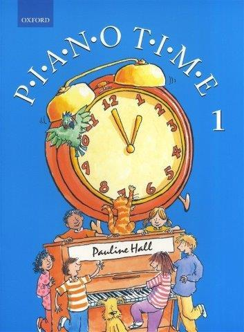 Piano Time 1 Book. Pauline Hall